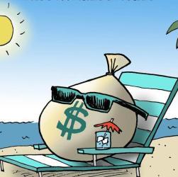 Beccati 120 politici: investono in paradisi fiscali