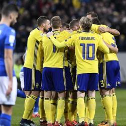 "La Svezia gioca ""sporco"", Italia senza idee (1-0)"
