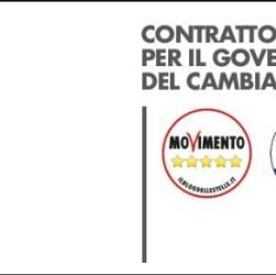 """Ecco il """"contratto di governo"""": come sarà l'Italia giallo-verde"""