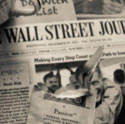"""Bloomberg e Wal Street Journal: """"Flat-Tax può funzionare"""""""