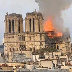 Notre Dame: scatta la gara di solidarietà