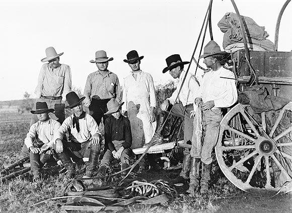 Viaggio attraverso l'America di cow-boys e indiani (1.a puntata)