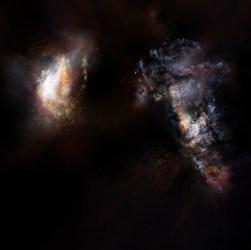 Le galassie primordiali producono stelle vecchie 12 miliardi di anni