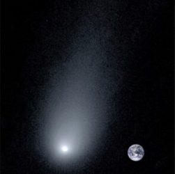 2I/Borisov, la visita della cometa aliena