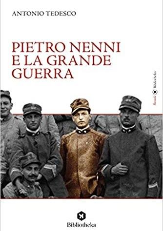 #1 - Un libro per amico: Pietro Nenni e la Grande Guerra