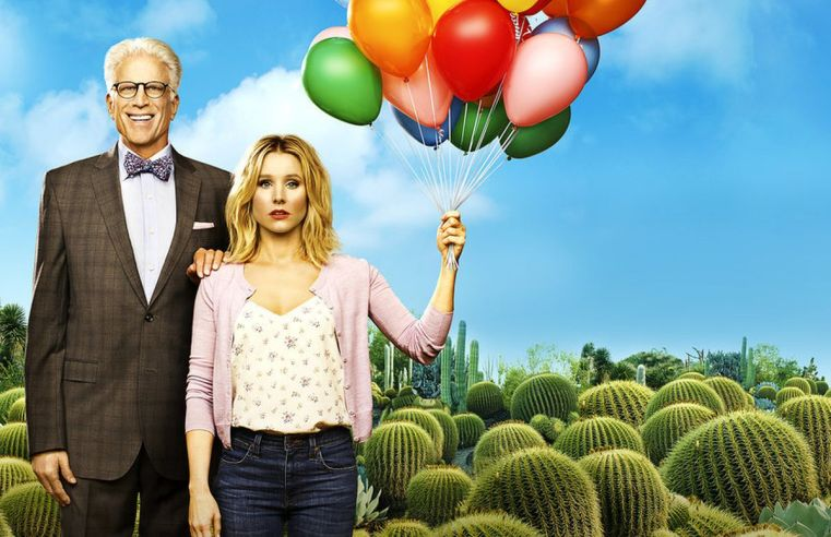 The Good Place: l'ambiguità del Paradiso–Inferno a confronto con gli Inferi latini