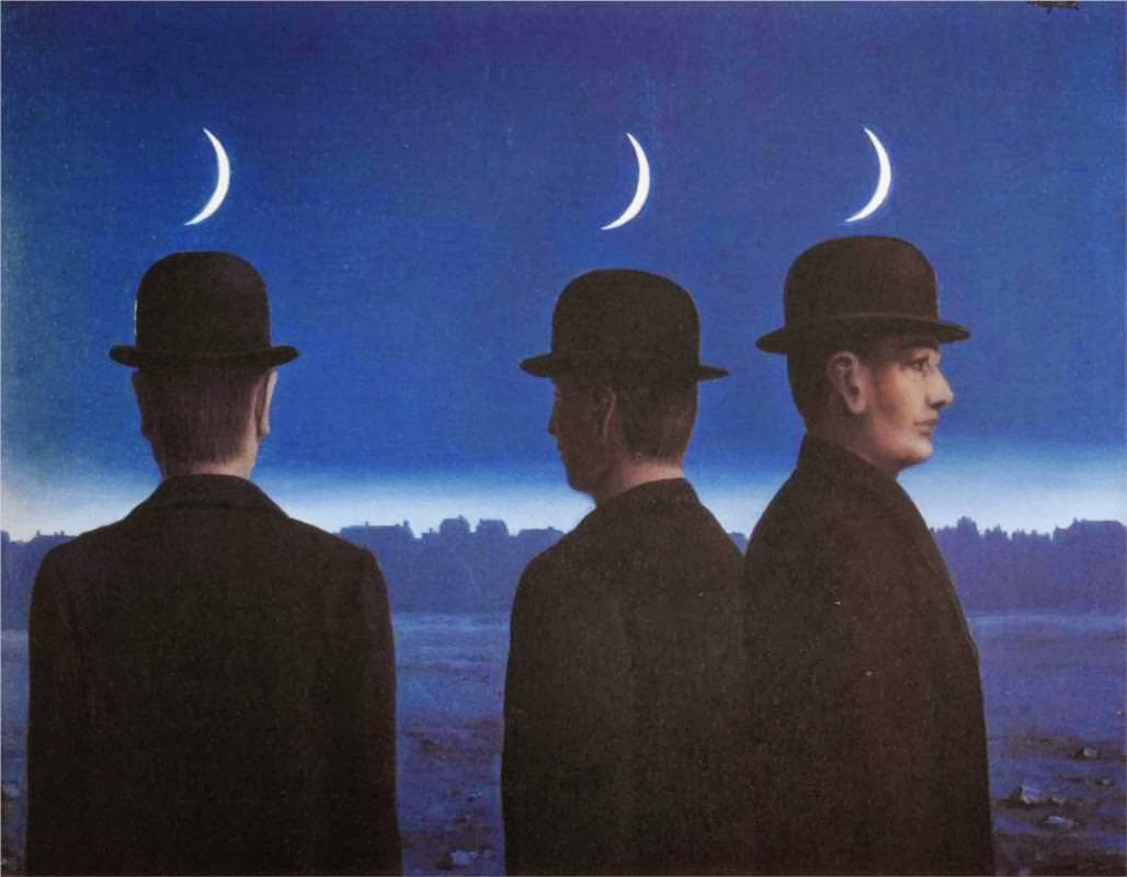 Il sogno tra la pittura di Magritte e la psicoanalisi di Jung