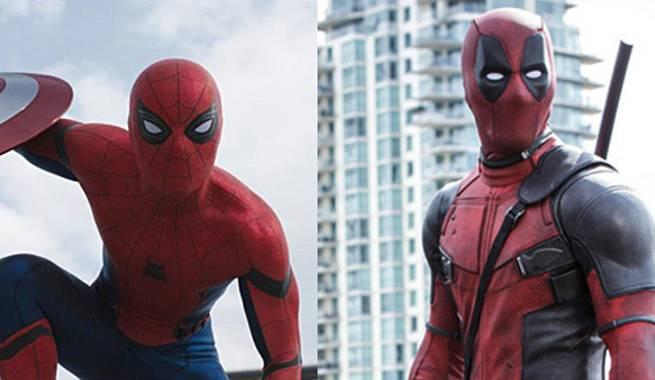Deadpool e Spiderman: il divertimento nel crimine e l'etica nella crescita