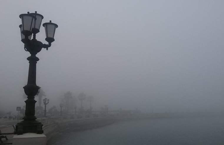 Olivia Sellerio e Giovanni Pascoli ci raccontano la nebbia, ognuno a suo modo