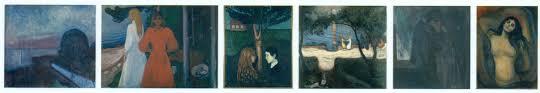 Il Fregio della Vita di Munch contrapposto al dionisiaco nietzscheano