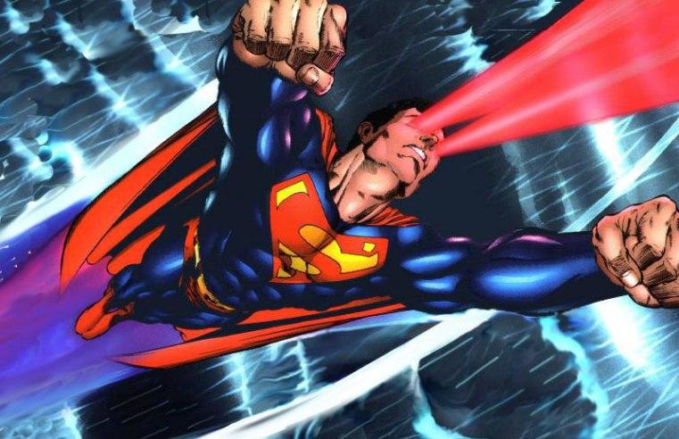 Vista a raggi X e al laser: nulla è invisibile a Superman