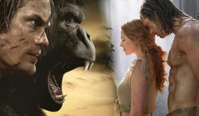 La leggenda di Tarzan: il comportamento umano ed animale alla luce dell'etologia