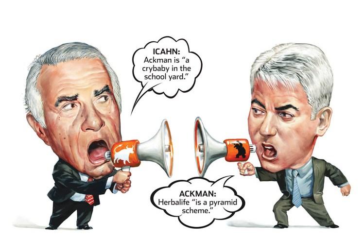 Ackman vs Herbalife. L'azienda statunitense può dire addio alle truffe?