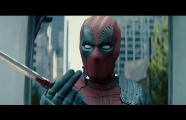Tagliare i proiettili al volo come Deadpool è possibile, ma solo per lui
