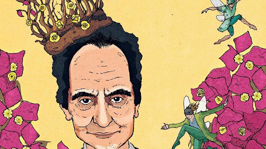 Anche i fumetti sono opere letterarie, Italo Calvino lo mostra in Ti Con Zero
