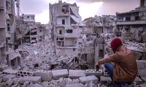 La guerra in Siria che continua anche quando nessuno la guarda