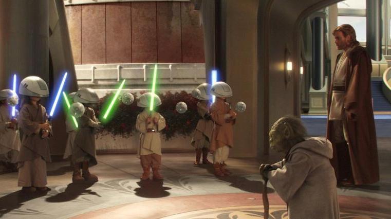 L'agoghé spartana e l'addestramento dei Jedi sono due metodi per formare guerrieri validi
