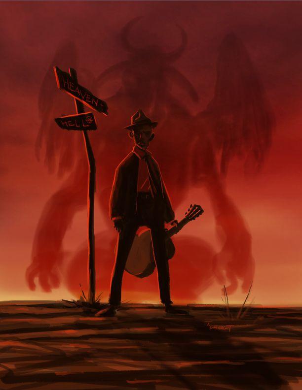 Trattare con il diavolo: Robert Johnson e Faust ci spiegano come