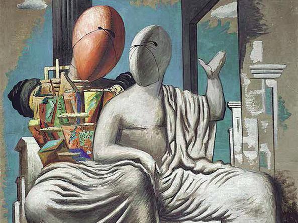 Magritte attraverso gli occhi di Hegel: l'arte e la technè come specchio dell'uomo nei tempi