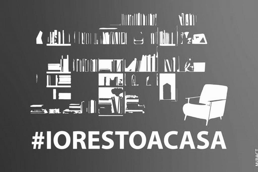 Quando il provvedimento #iorestoacasa si trasforma nella possibilità di praticare l'otium letterario