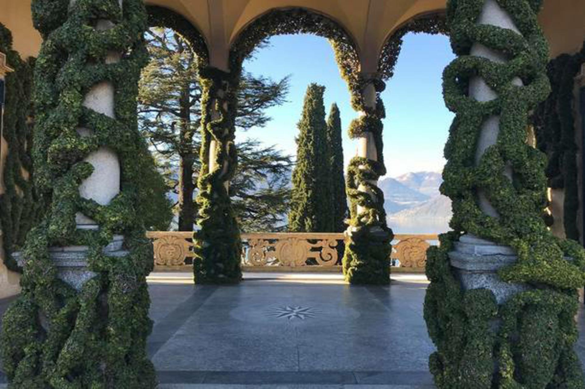 La dolcezza del lago di Como fluisce nell'inchiostro di Stendhal, Manzoni, Liszt e George Lucas