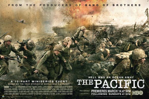 Poeti in guerra: The Pacific racconta la scrittura che salva sotto le armi