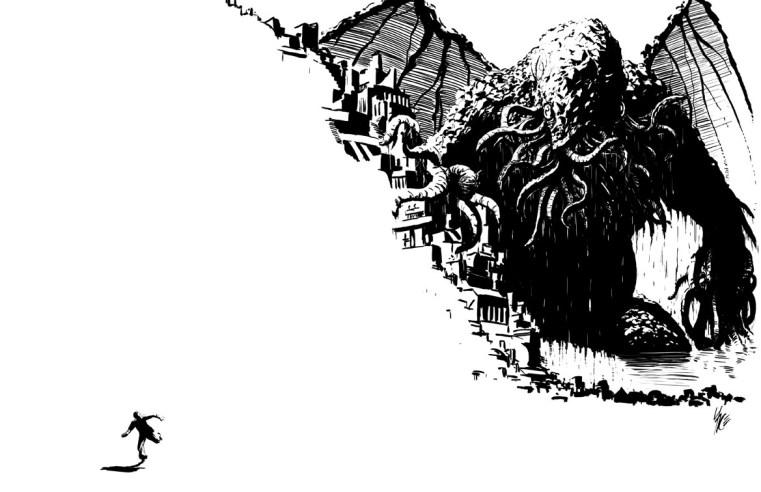 Il richiamo di Chthulu può contenere il sublime? Lovecraft e Kant ci aiuteranno a capire