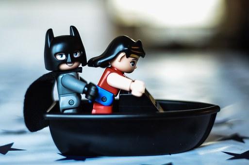 I superpoteri dell'uomo Denim per eccellenza, Batman, sono in realtà problemi sessuali