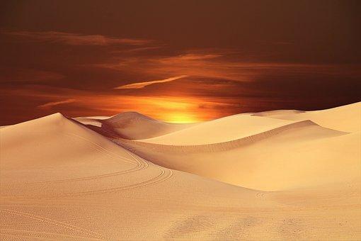 È possibile produrre energia pulita dal deserto e conservarla come teorizzò Aristotele ?