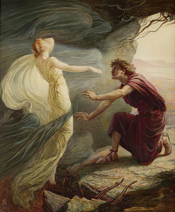 Orfeo che diamine fai? L'amore perduto nei miti greci, in Vecchioni e in Buzzati
