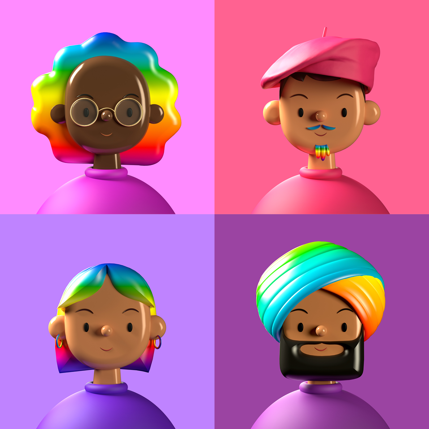 https://www.behance.net/gallery/99666153/Toy-Faces-Library-Celebrates-Pride-Month?tracking_source=search_projects_recommended%7CPRIDE