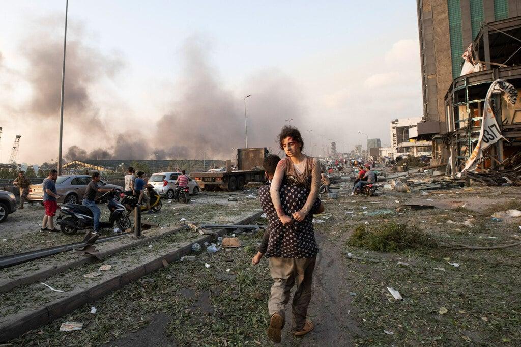 Terribile esplosione nella Città dei Cedri. Il Partito di Dio si dichiara innocente. E Israele?