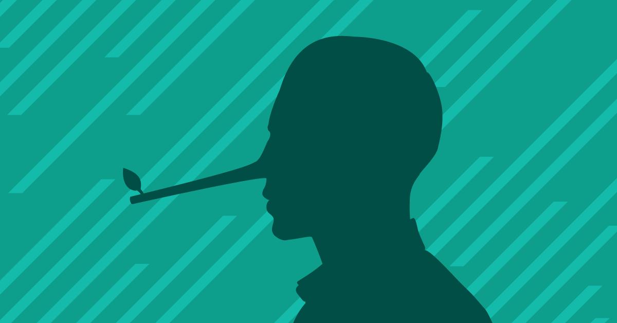 La storia di Ser Cepparello ci dimostra quanto gli uomini siano bravi a mentire