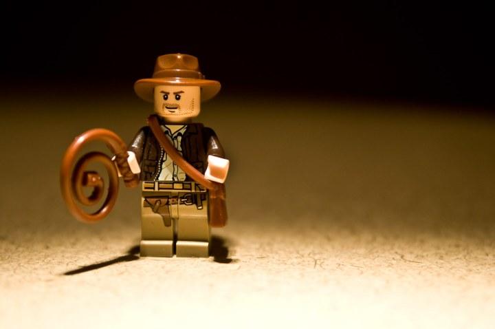 Indiana Jones è un personaggio di grande successo, tanto da avere anche un tributo dalla Lego