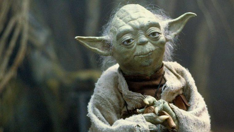Il linguaggio del Maestro Jedi: scopriamo da dove nasce la strana lingua di Yoda