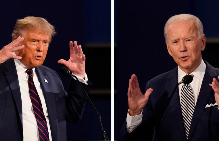 Trump e Biden dibattono sul tema climatico: il negazionismo si scontra con Green New Deal