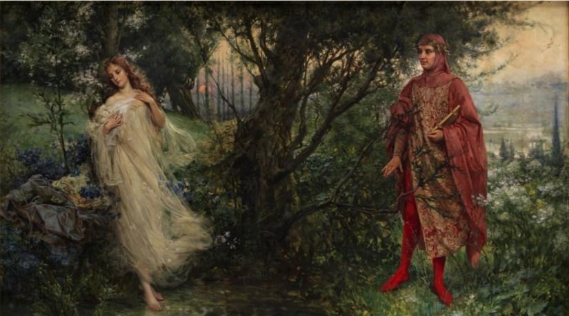 """Beatrice e Laura: ecco chi sono davvero le """"donne angelo"""" della poesia trecentesca"""