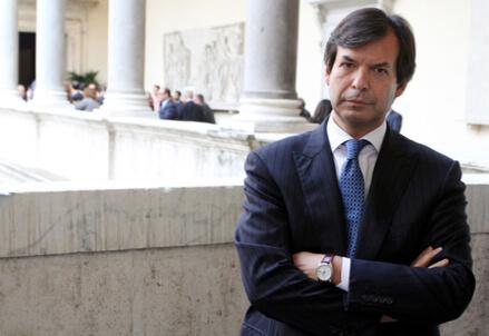 Carlo Messina (Infophoto)