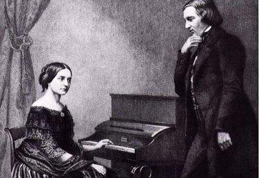 SAN VALENTINO Robert e Clara Schumann quando lamore diventa musica
