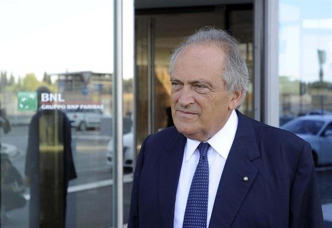 Luigi Abete (Lapresse)