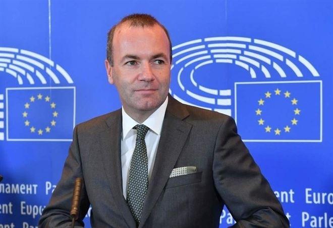 Il tedesco Manfred Weber, candidato del Ppe alla presidenza della Commissione Ue (LaPresse)