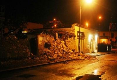 Risultati immagini per Terremoto, forti scosse in Centro Italia 16 ottobre 2016