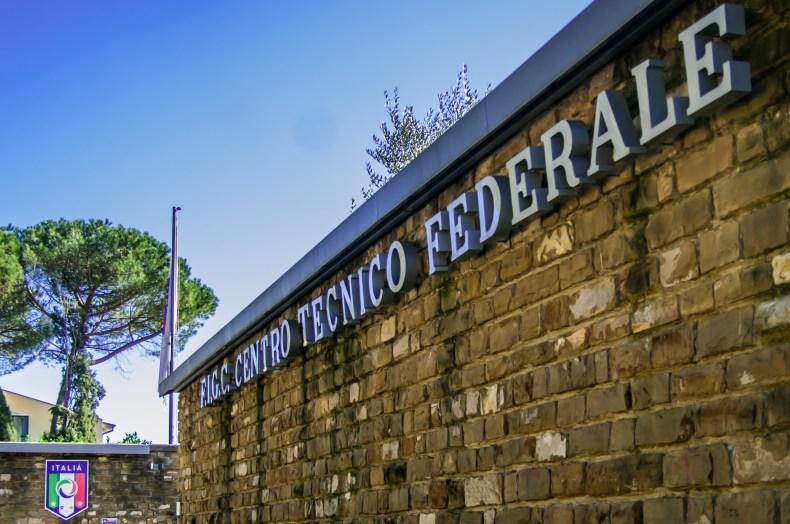 Risultati immagini per centro tecnico federale di coverciano