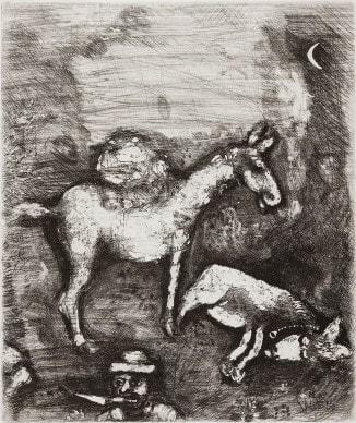 Marc Chagall  Come nella pittura cos nella poesia  IL