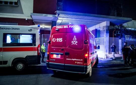 5 anziani morti in una RSA a Lanuvio