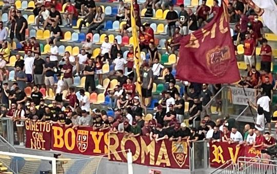 Calcio amichevoli. Roma-Debrecen 5-2
