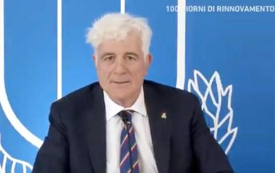 Il punto del presidente FIR Innocenti a 100 giorni dall'insediamento