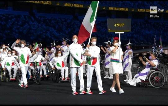 Al via i Giochi Paralimpici di Tokyo2020. L'azzurra Contraffatto: vincerò una medaglia per il popolo Afghano