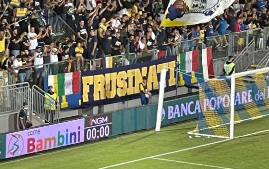 Le interviste post gara e le foto di Frosinone-Brescia