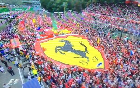 Formula1. Monza si colora di rosso ma la sfida è sempre Verstappen-Hamilton